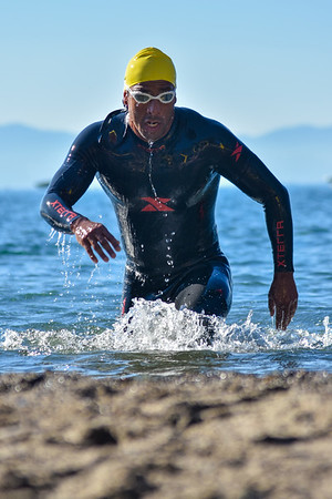 XTERRA Tahoe City Swim