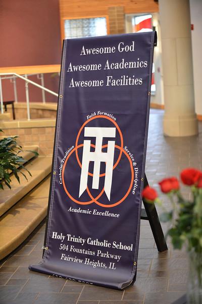 Graduation 2013 Holy Trinity Fairview Heights, IL