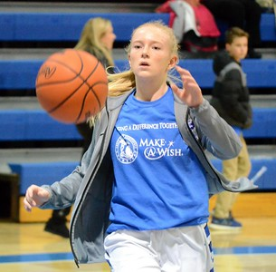 OP Lakeland vs Milford girls basketball