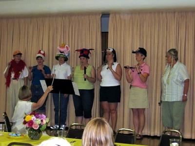 2007 Choir Party