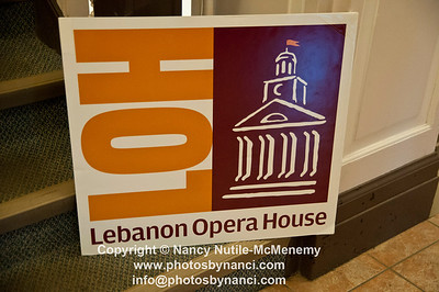 Lebanon Opera House Shows