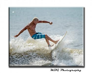 June 26,  2014 Chincoteague Surf Crew