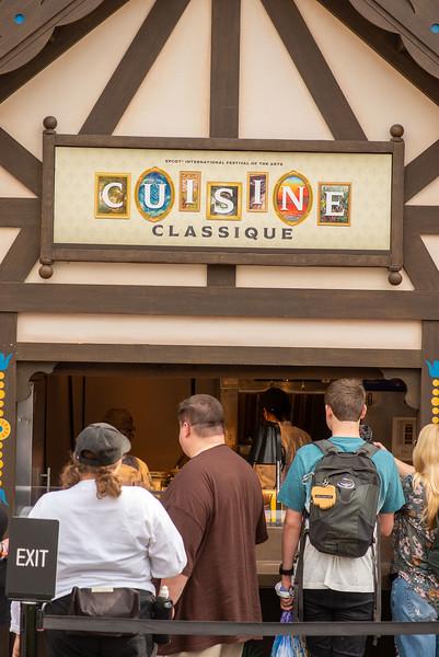 Cuisine Classique - Epcot Walt Disney World