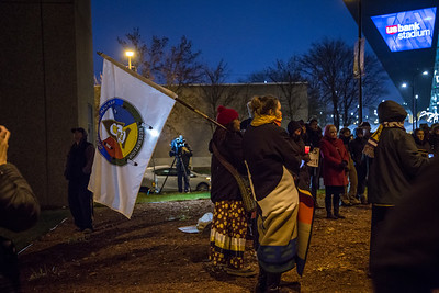 Vigil for Sophia Wilansky, Minneapolis, November 22