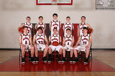 Bangor boy's basketball BBB1112