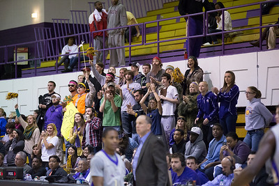 UNA Basketball Home Openers 2013