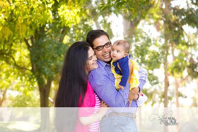 The Mishra Family Mini-Session