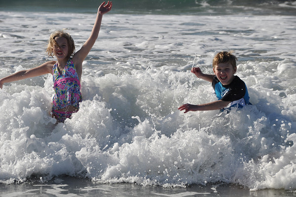 San Diego / Ocean and Fun Around Resort - December 2011