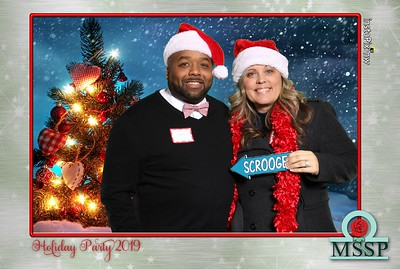 MSSP Holiday Party 2019