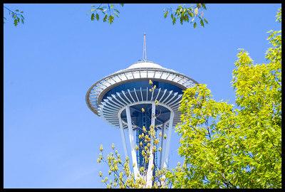 Seattle Center 04-28-2006