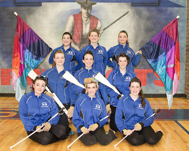 Madison Winter Guard Showcase 2014