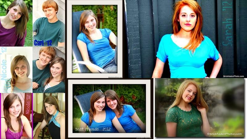 Collage HS Seniors '12