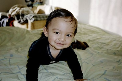 Akif at 2 years