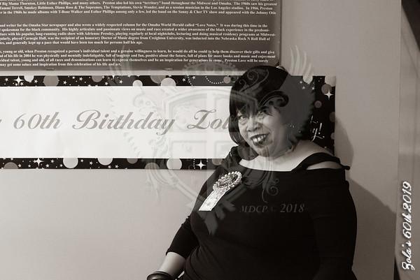 Mz Zola's Birthday 60th