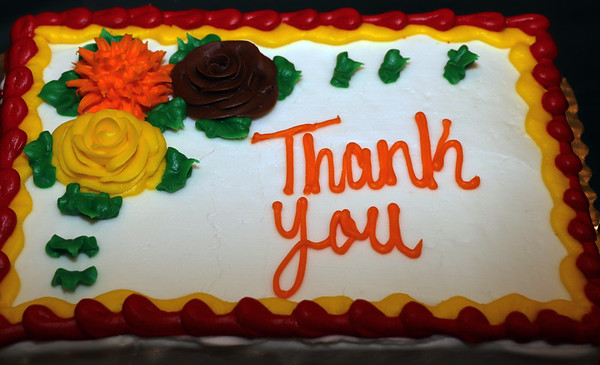 NEW AVENUE CAFÉ THANK YOU AND VOLUNTEER PARTY - NOV 18, 2019