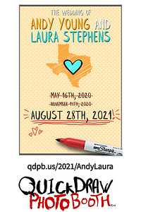 Andy Young and Laura Stephens: August 28th, 2021