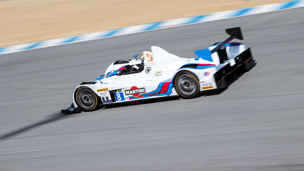 Tudor Series at Laguna Seca