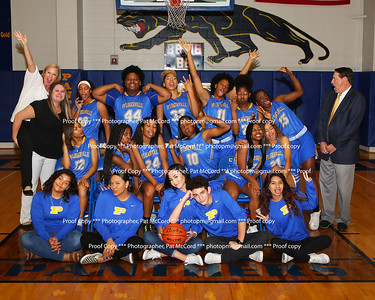 Girls Basketball 2017 - 2018