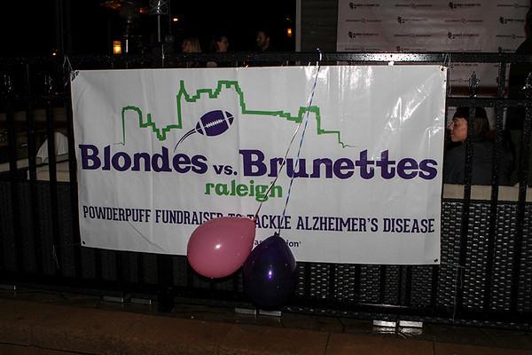 Blondes vs Brunettes