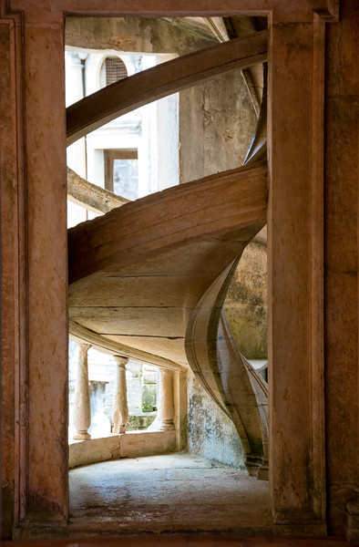 Staircase, Convent of Christ, Tomar
