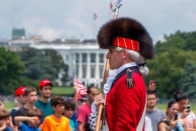 2019 Fourth of July Parade Washington DC