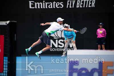 Sydney International Tennis 10 January