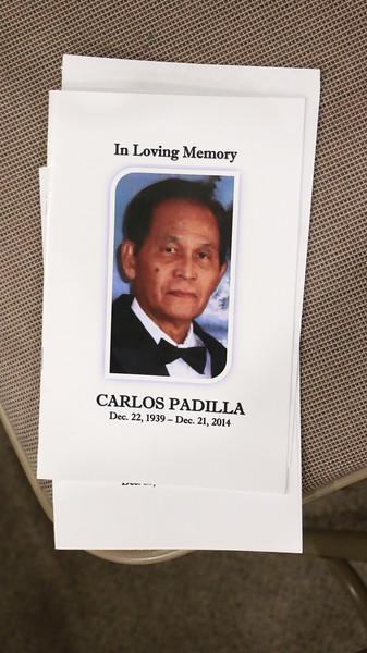 In Loving Memory Carlos Padilla