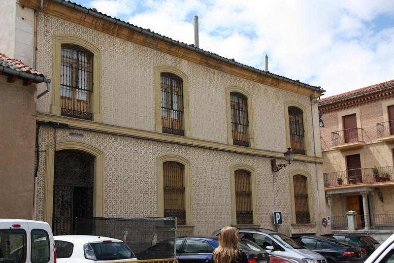 More of Segovia.