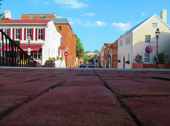 Annapolis, A new Perspective