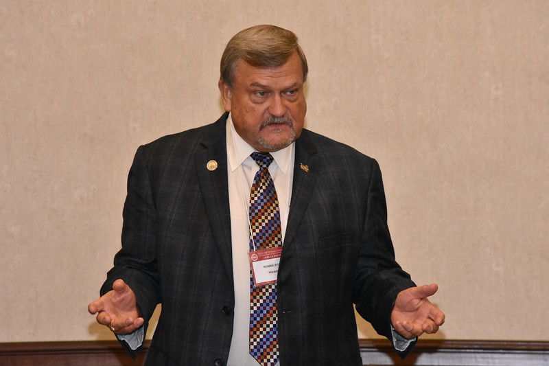 Ronnie Stutts, State Chaplains Meeting 103140.jpg