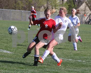 LHS Girls Soccer vs. Ottawa