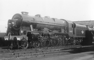 Stanier rebuilt Royal Scot class