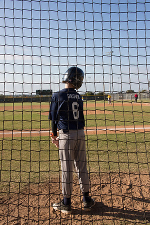 Baseball Fall '12
