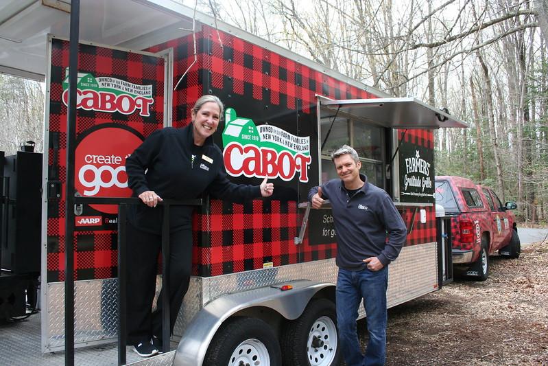 Cabot Creamery Gives Back