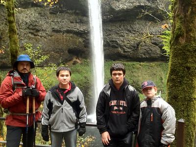 11 - Silver Falls