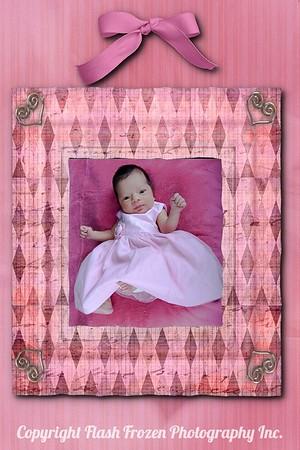 Newborn Baby Vivia