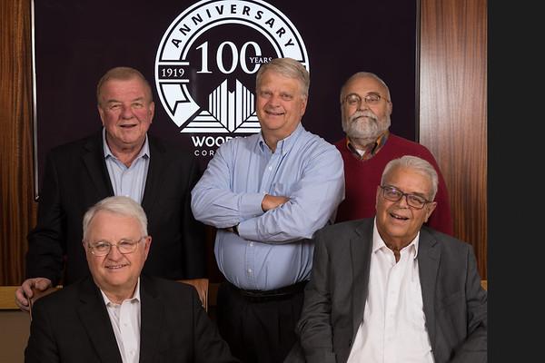 Woodbury Corporation Management Team October 2019