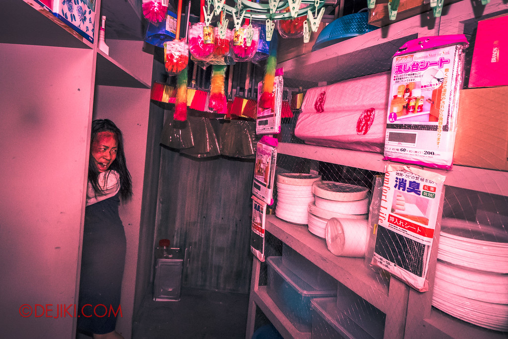 Halloween Horror Nights 6 - Hawker Centre Massacre / Sundries