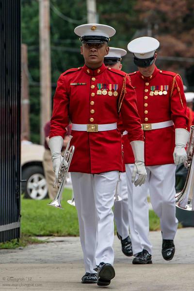 "2012 USMC ""Commandant's Own"""