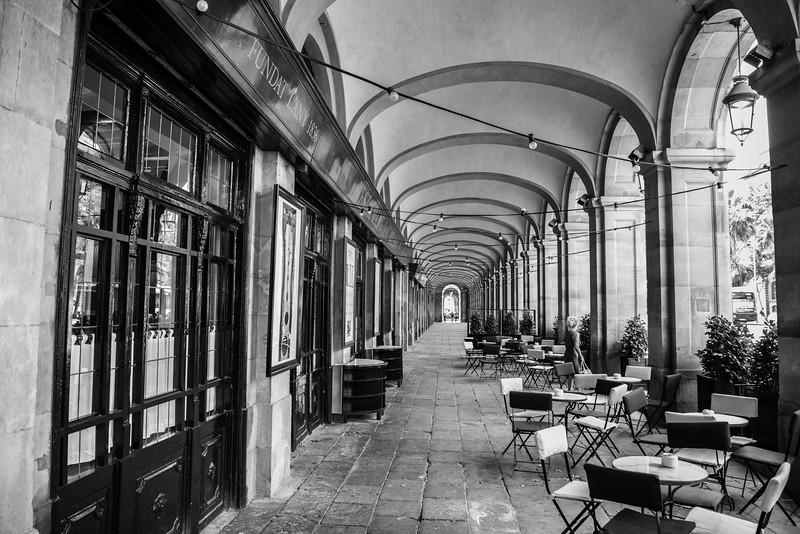 Alley near Barcenoletta