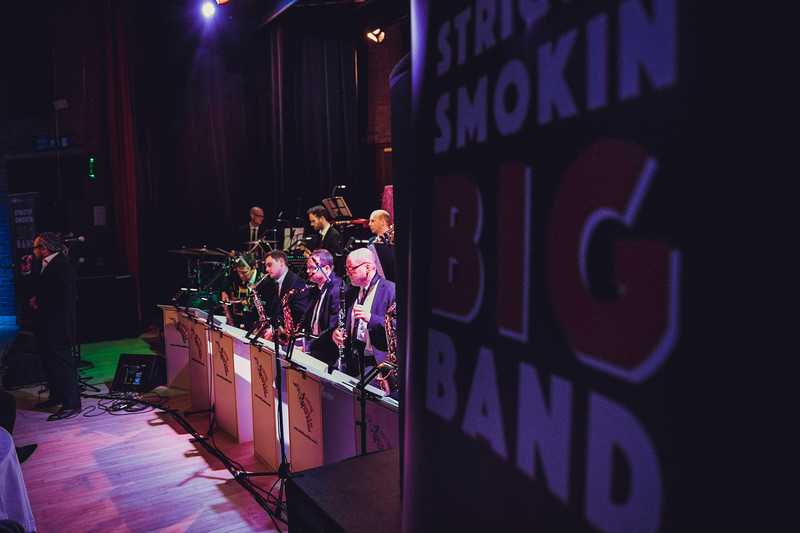 Strictly Smokin' Big Band - 16th December 2017
