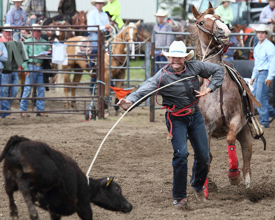 2015 SD East Region High School Rodeo - Sunday Events