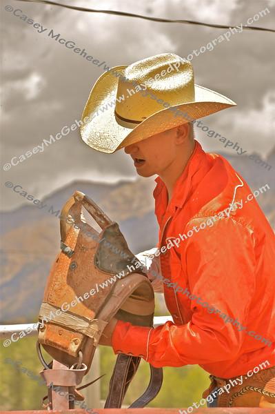 Mackay Rodeo 2013