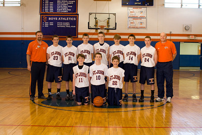St. John Boys Team