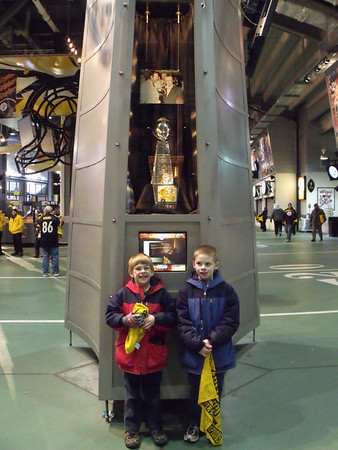 Steelers Ravens 2009 Game