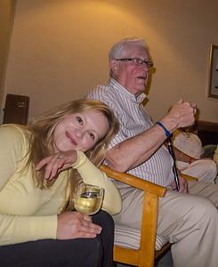 McNair 50th Wedding anniversary at Delawana
