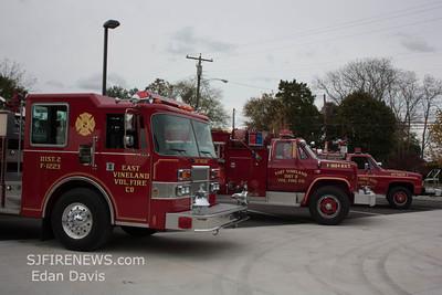 10-27-2012, East Vineland Fire Co. / BVT EMS Housing / Building Dedication Parade