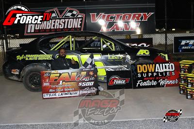 Humberstone Speedway- GForceTV- October  2nd
