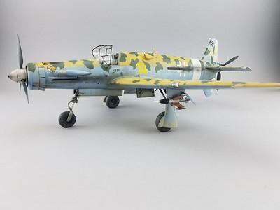 Do-335 A-2 Trop