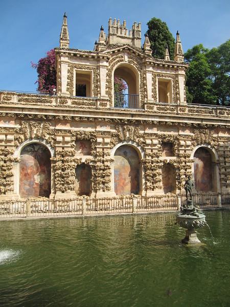 Real Alcázar de Sevilla, Game of Thrones location